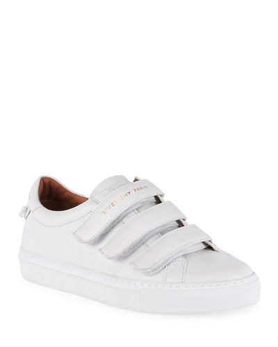 Urban Street Low-Top Sneakers w/ Straps