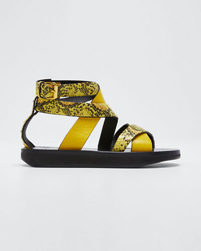 Nasha Strappy Platform Sandals