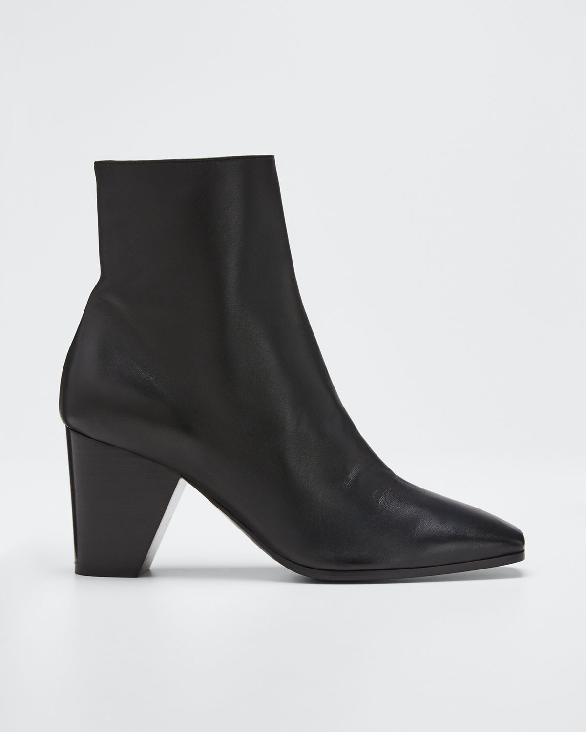 Pierre Hardy Boots DALVA LEATHER SQUARE BOOTIES