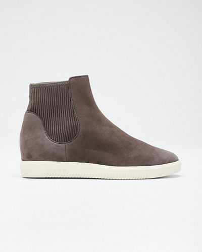 Ilona Suede High-Top Sneakers