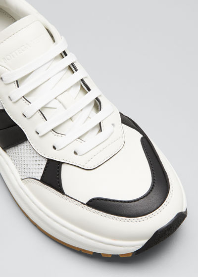 Speedster Leather Walking Sneakers