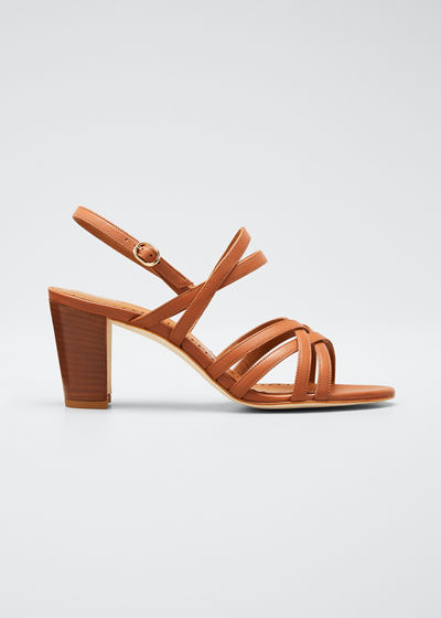 Marchio 70mm Strappy Sandals