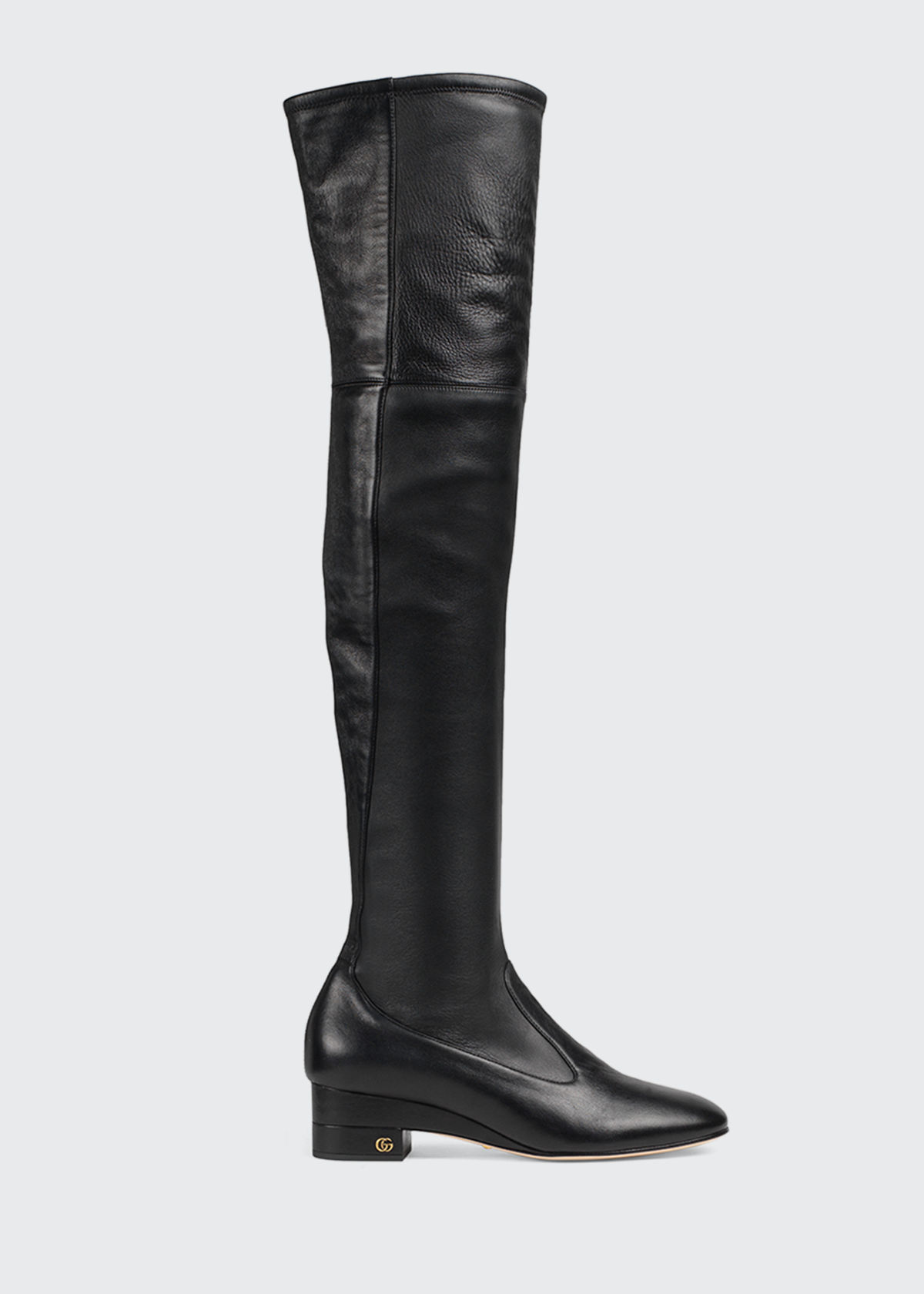Gucci Boots CLAUS 45MM OVER-THE-KNEE BOOTS