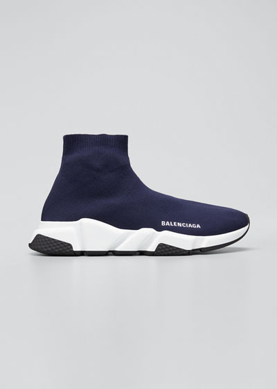 Speed LT Knit Chunky Sneakers
