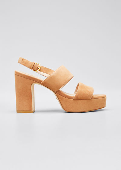 Ono 100mm Block-Heel Sandals