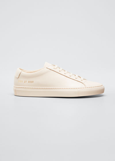 Achilles Leather Low-Top Sneakers