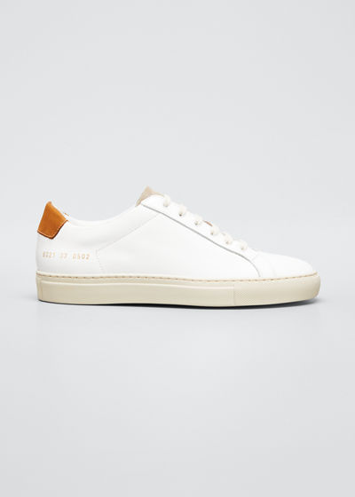 Retro Low Special Edition Two-Tone Sneakers