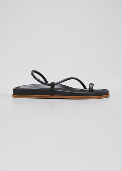 Bari Naked Toe Ring Sandals