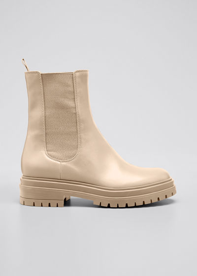 20mm Lug-Sole Chelsea Boots