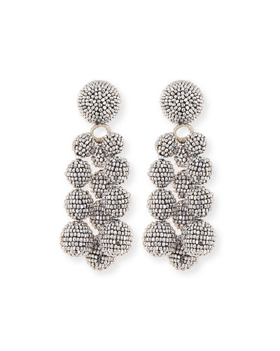 embellished drop earrings - Black Sachin & Babi Upm3VHX5i