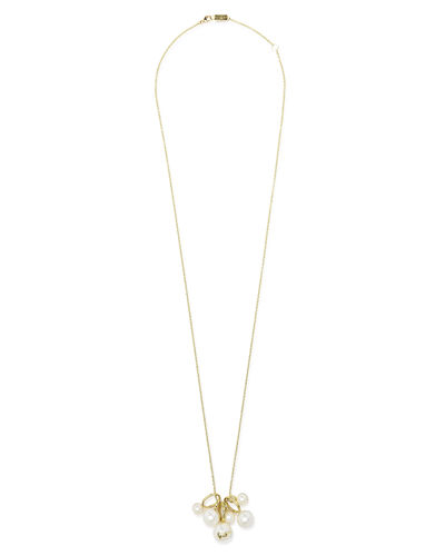 Ippolita 18k Nova Bead Cluster Necklace