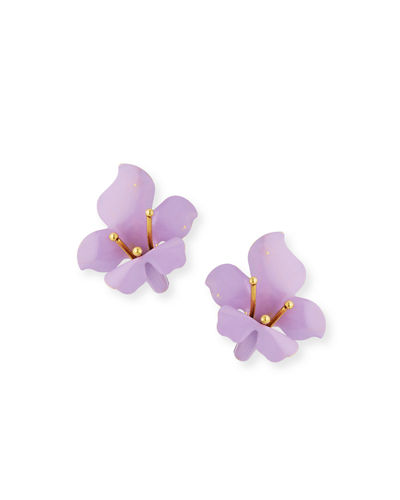 Nellie Flower Stud Earrings