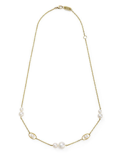Ippolita 18k Nova Five-Station Necklace