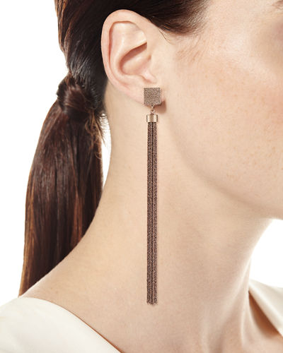 Monili Shoulder-Duster Earrings
