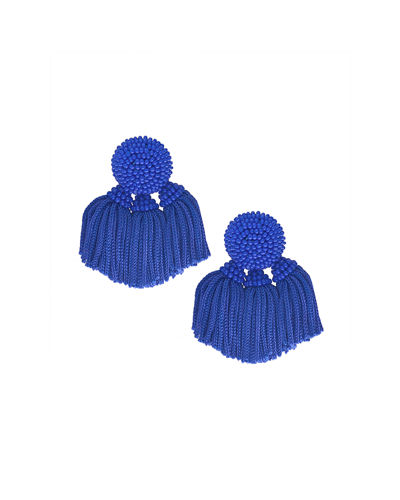 Mini Chacha Tassel Earrings