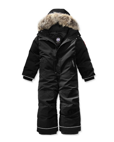 Grizzly Hooded Snowsuit  Size 2-7