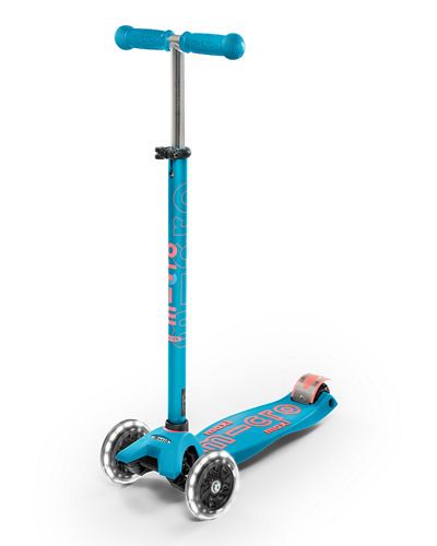 Kids' Maxi Deluxe Scooter w/ Light-Up Wheels