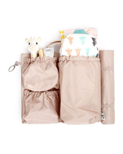 Mini Diaper Bag Organizer Insert