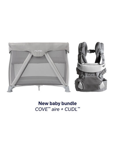 COVE Aire Play Yard and CUDL Carrier Bundle